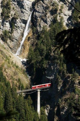 Swiss Rail Graubunden
