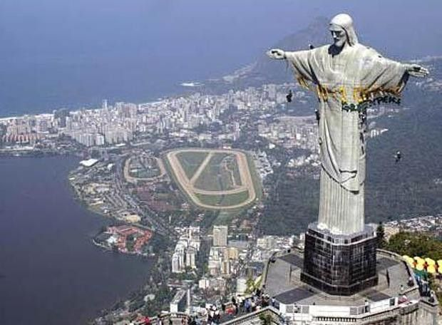 Christ the Redeemer- Rio de Janeiro