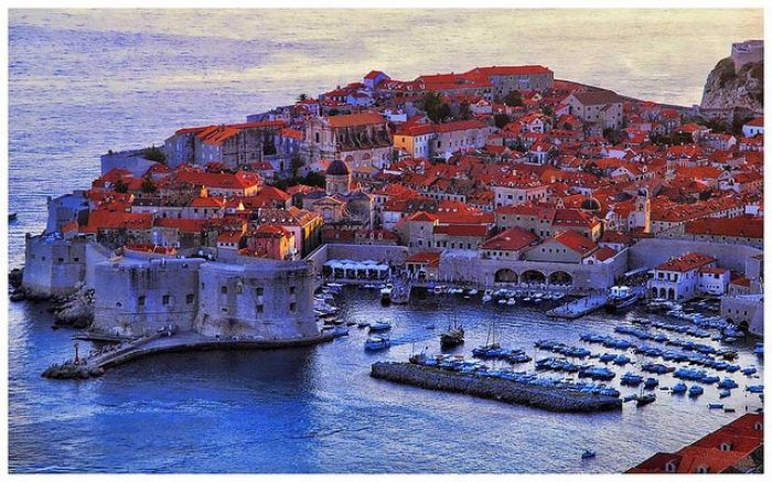 Dubrovnik, Croatia: Just one possible destination for your fabu