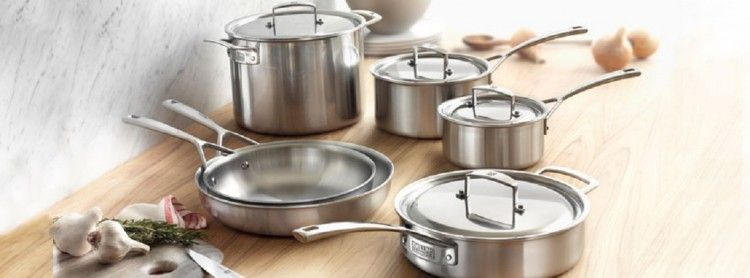 Zwilling j a henckels cookware is top of the line for Art and cuisine cookware