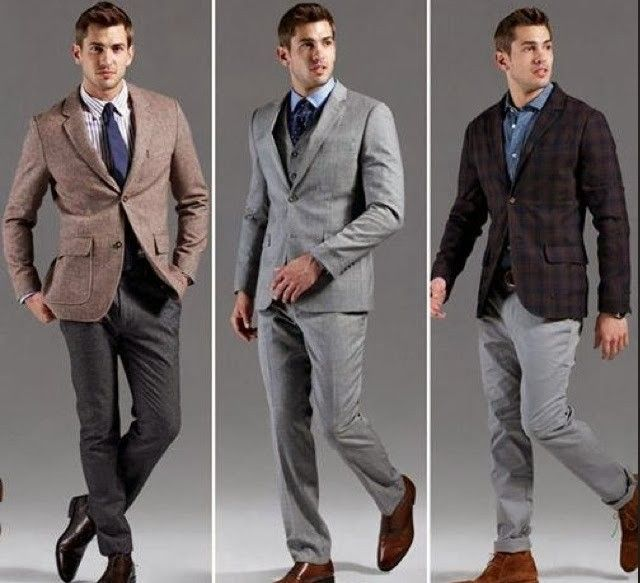 The Basic Dress Code Guide For Stylish And Confident Men