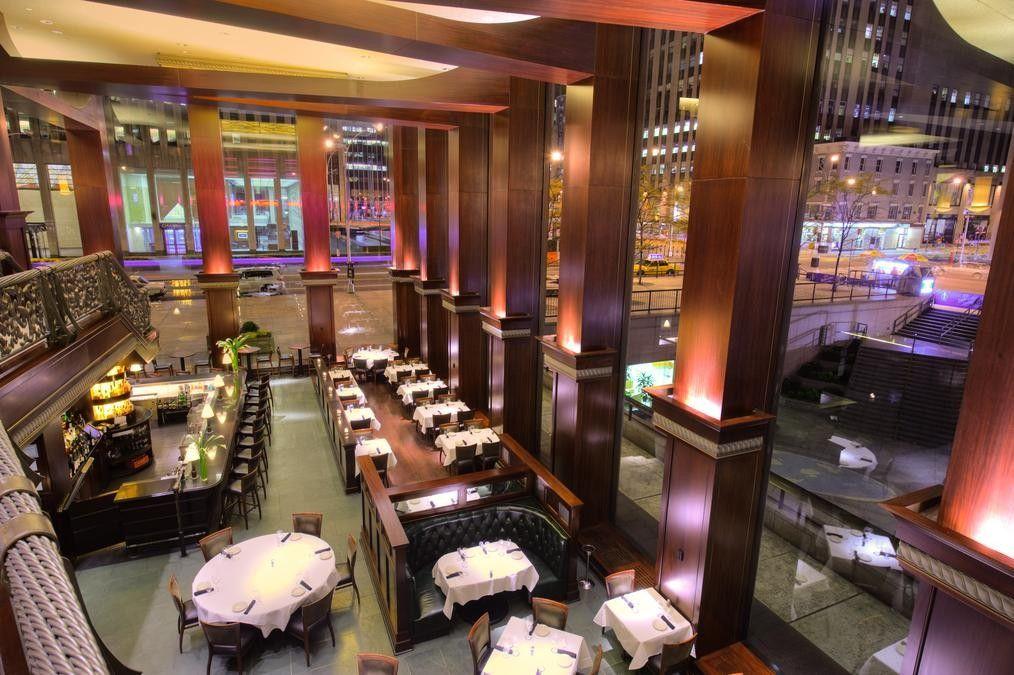 Del Frisco's Double Eagle Steak House Exudes Elegance
