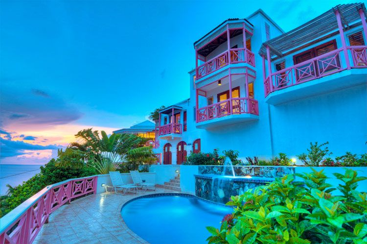 Sunset House Villa