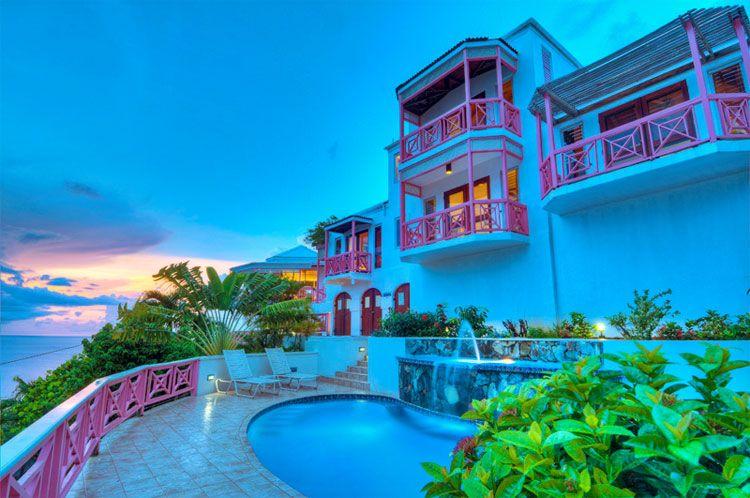 Sunset House Villa