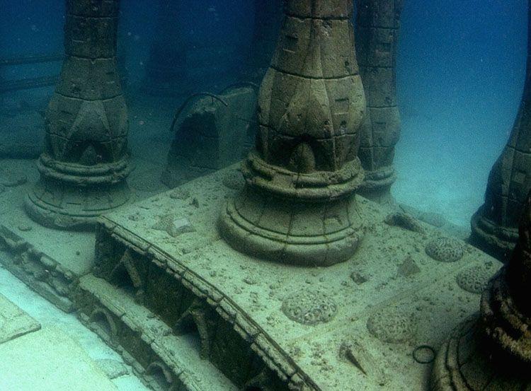 The Neptune Memorial Reef