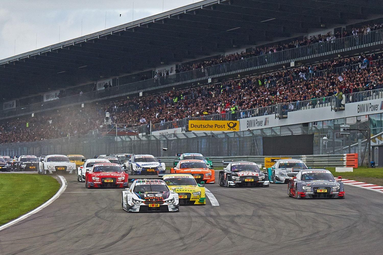 N�rburgring race track
