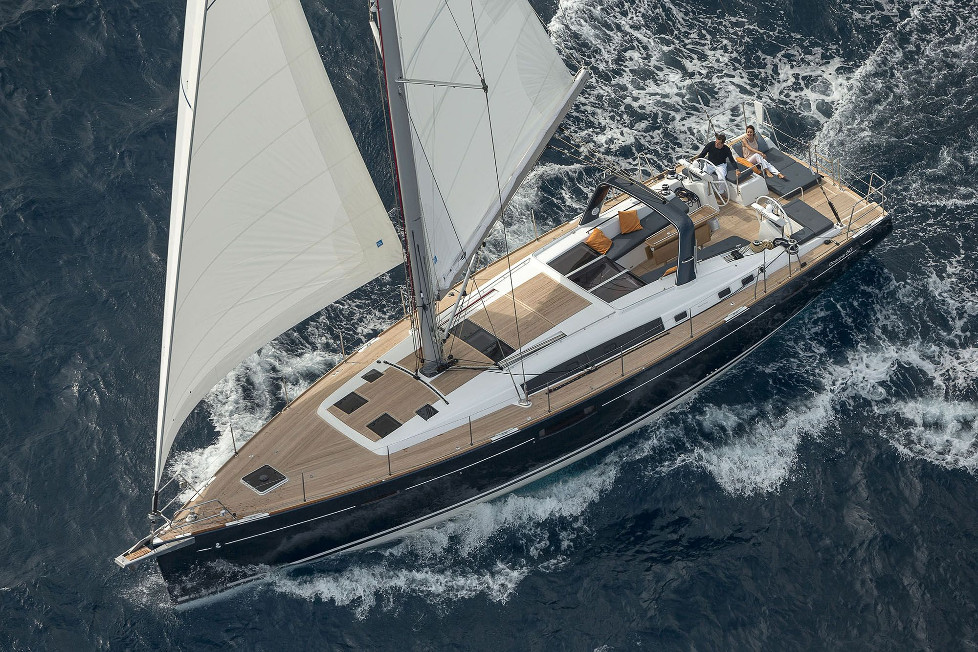 Beneteau , Oceanis 60 Sailboat