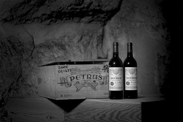 Octavian Vaults, wine storage, wine