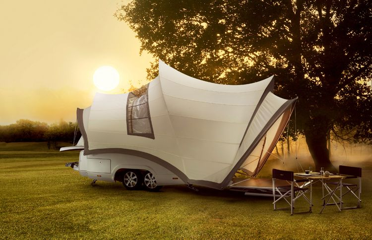 the opera luxury camper