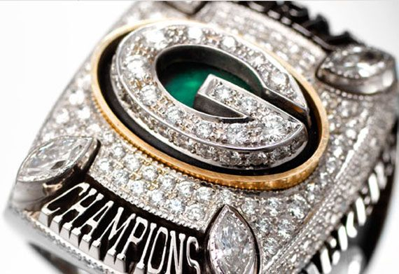Leisure Bay Spas >> Super Bowl Rings for 2011 Champions, The Green Bay Packers