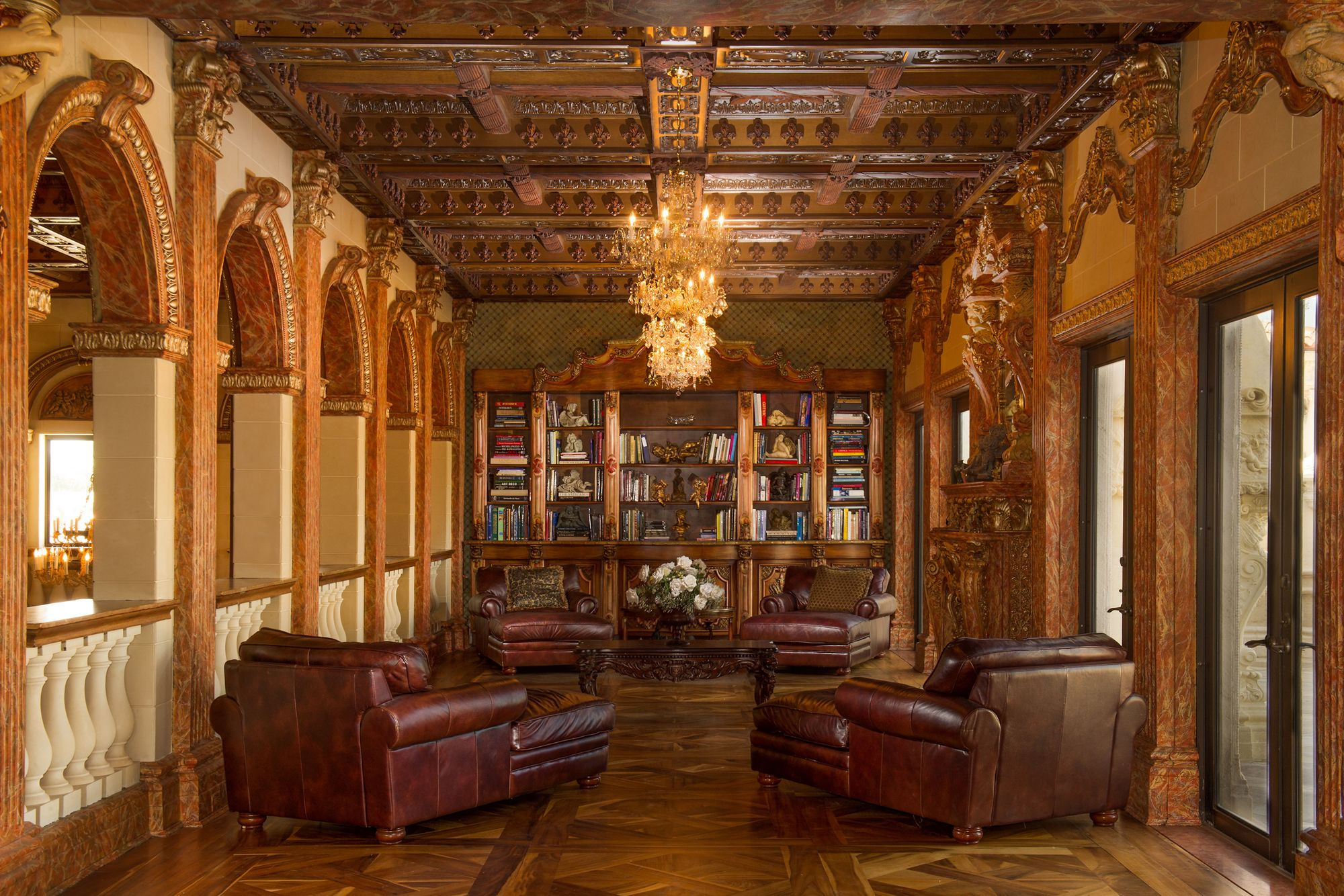 $30M Palazzo Grande Mansion