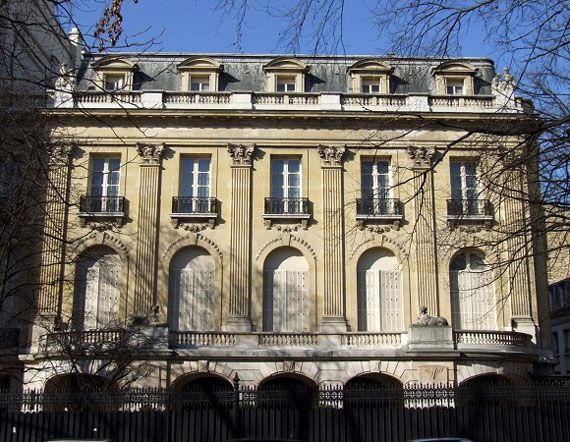 Paris Mansion Listed for Sale at $140 Million is World's 2nd Most
