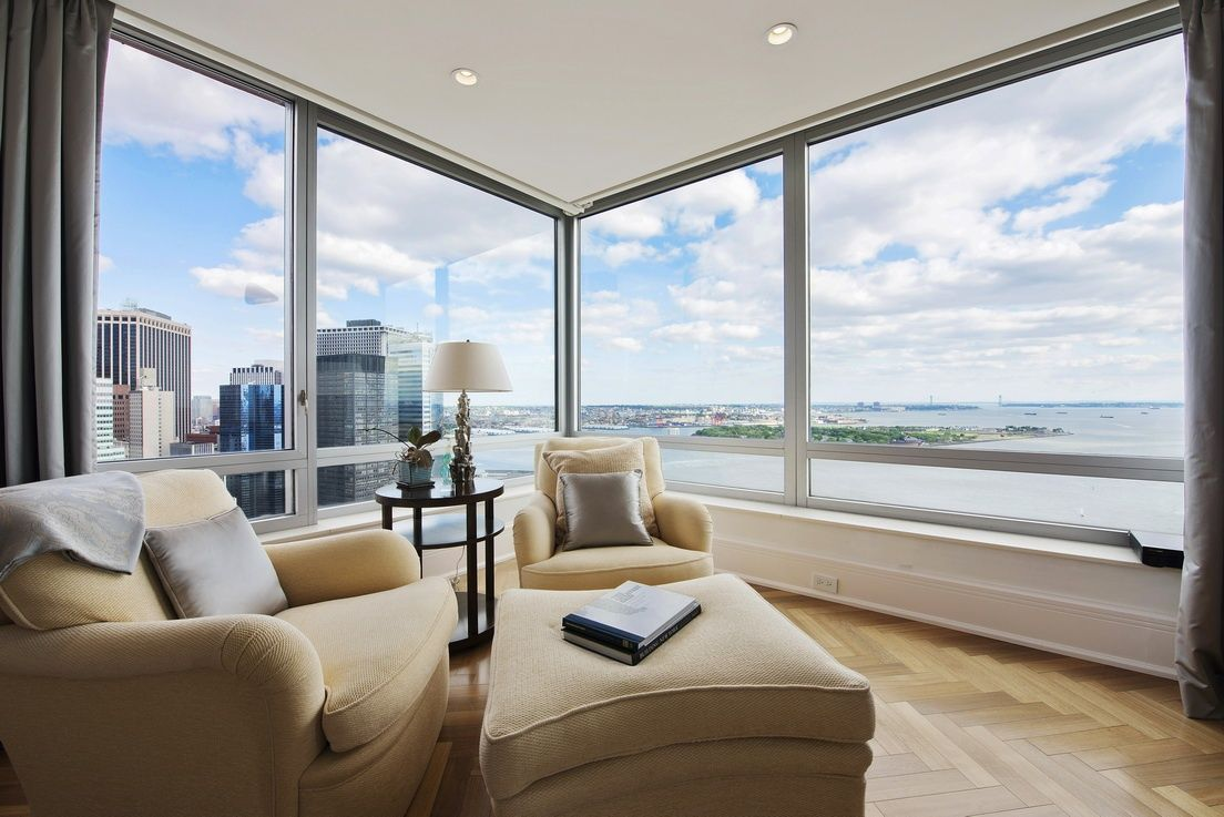 118 5m Ritz Carlton Battery Park Penthouse Is The