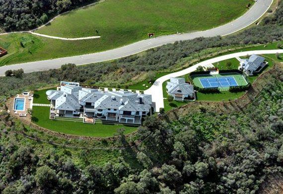 Pete Sampras Thousand Oaks Mansion For Sale At 20 Million