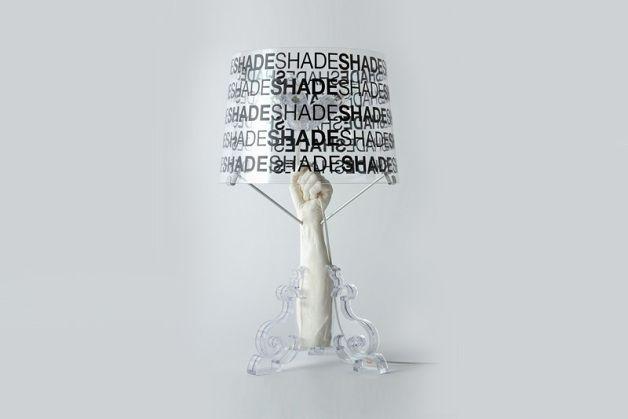 Kartell pharrell lamp