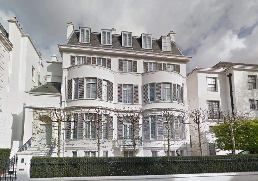 London Home Most Expensive in the World