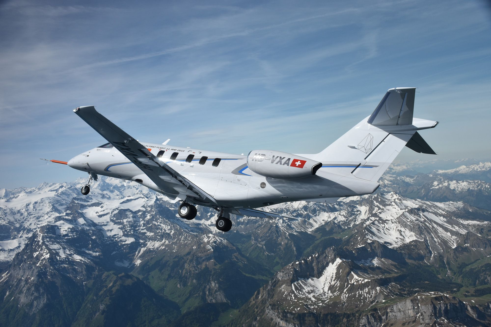 Pilatus Aircraft,PC-24 Super Versatile Jet