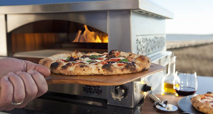Artisan Fire Pizza Oven from Kalamazoo Outdoor Gourmet