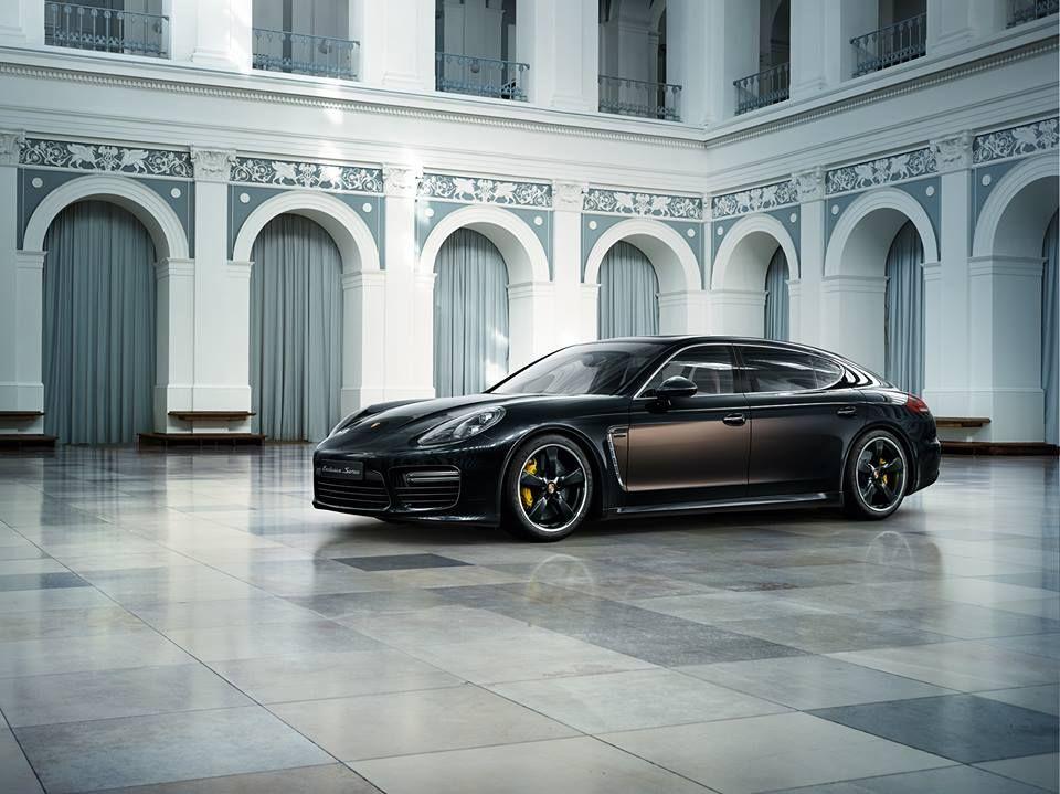 Porsche Panamera Exclusive Series, Cayenne GTS, 911 Carrera GTS