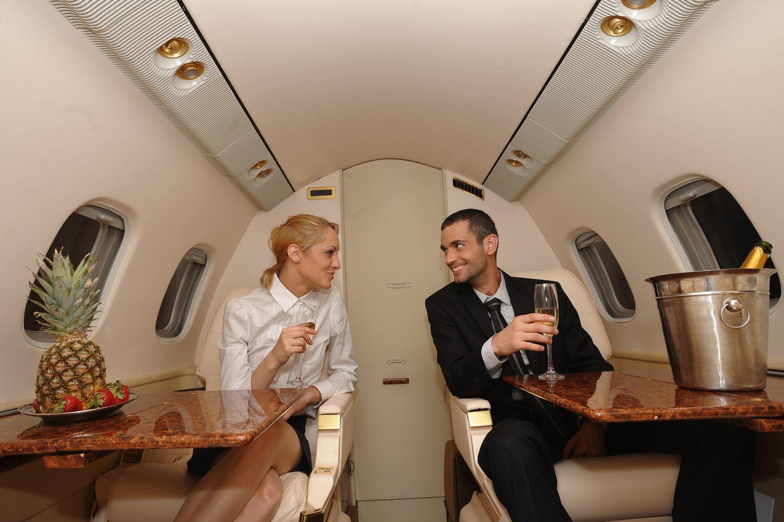 Prestige Private Air, private jet