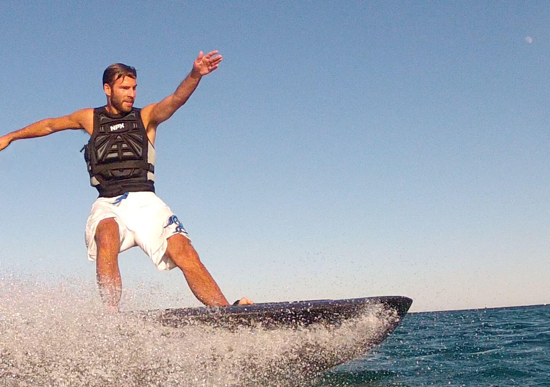 Radinn, wakeboard