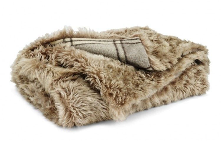 luxury throw