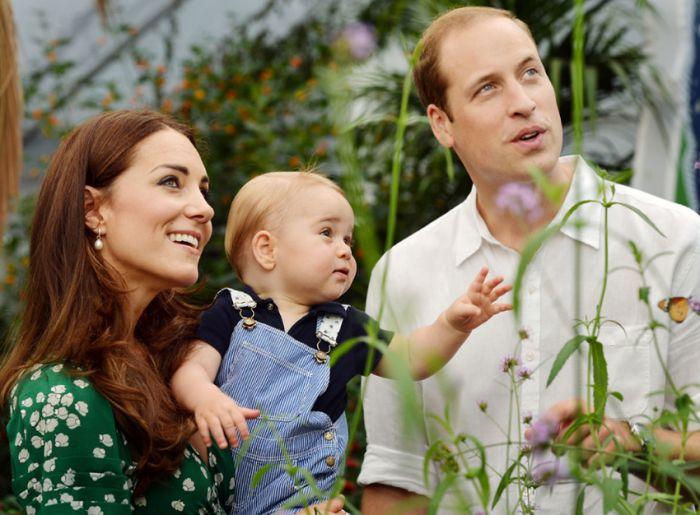 he Duke & Duchess of Cambridge
