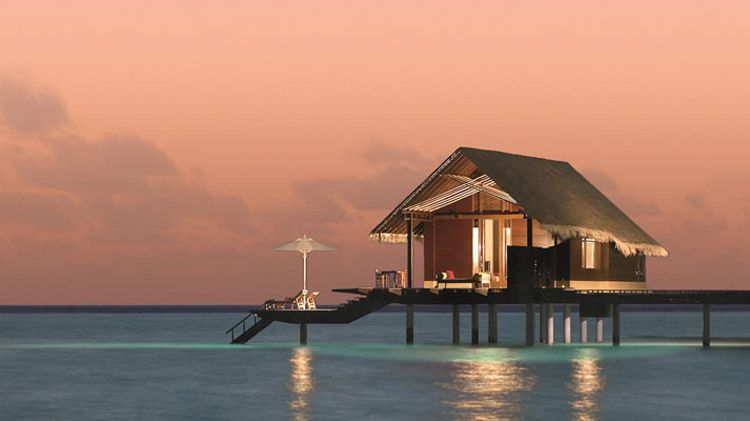 One&Only Reethi Rah water villa