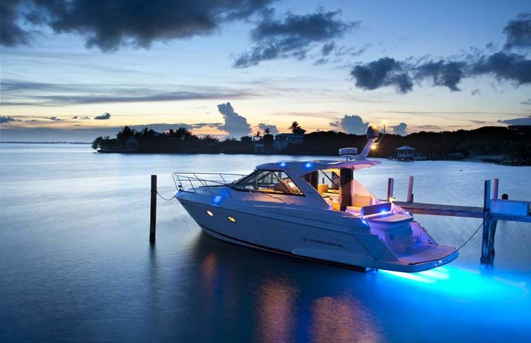 Pair Your Luxury Yacht With A Slick Speed Boat For Under 500k