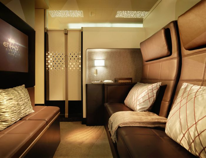 Etihad Airways the residence