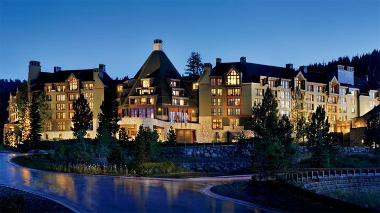 The Ritz-Carlton, Lake Tahoe exterior