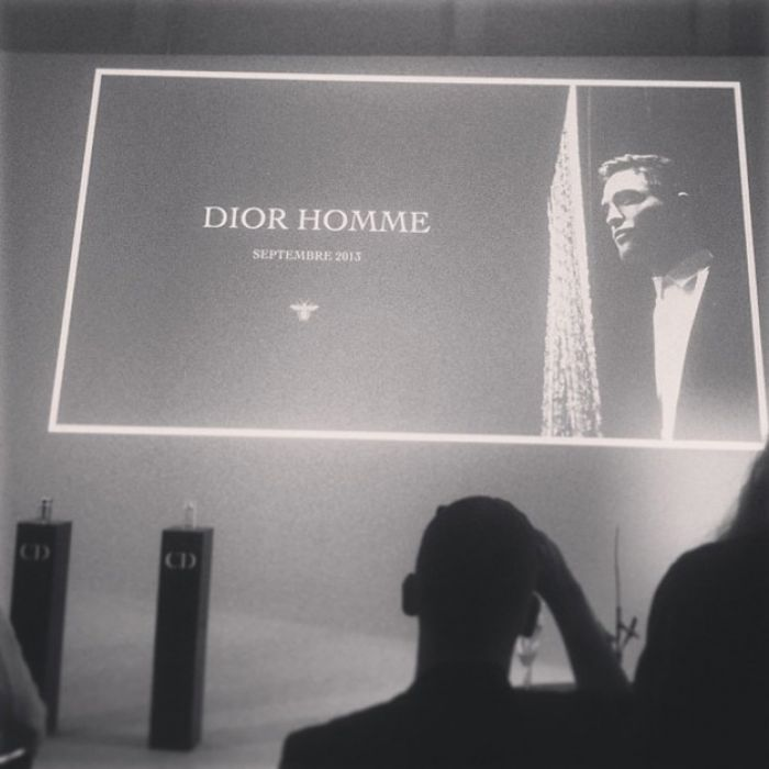 Robert Pattinson's New Dior Homme Campaign Leaked on Instagram