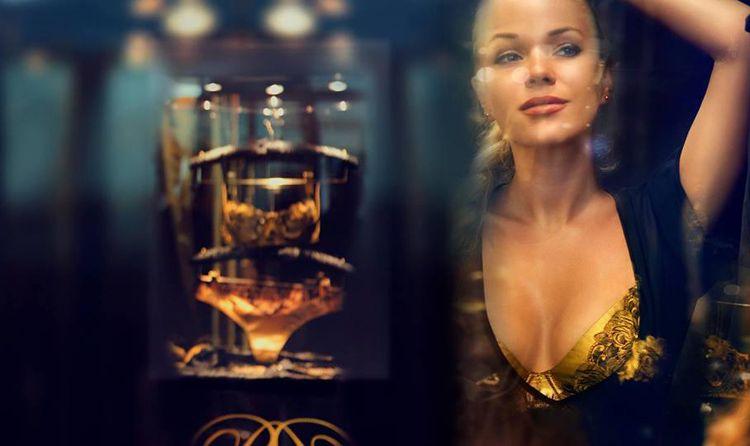 24-Karat Lingerie is Fit for Royalty