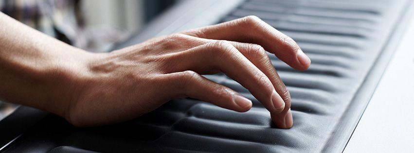 ROLI Pliable Seaboard Keyboard