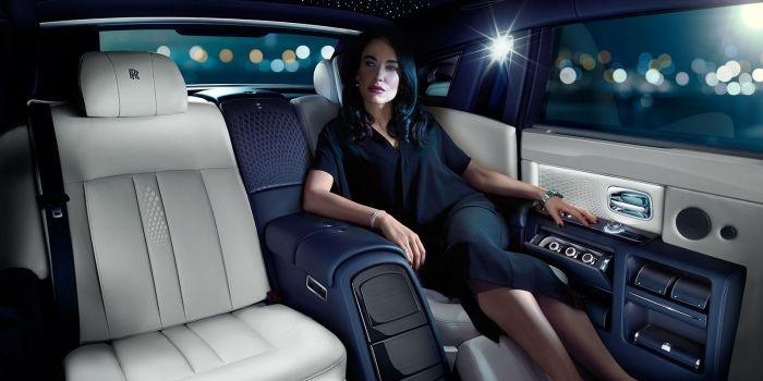 New 650k Rolls Royce Phantom Limelight Redefines Riding
