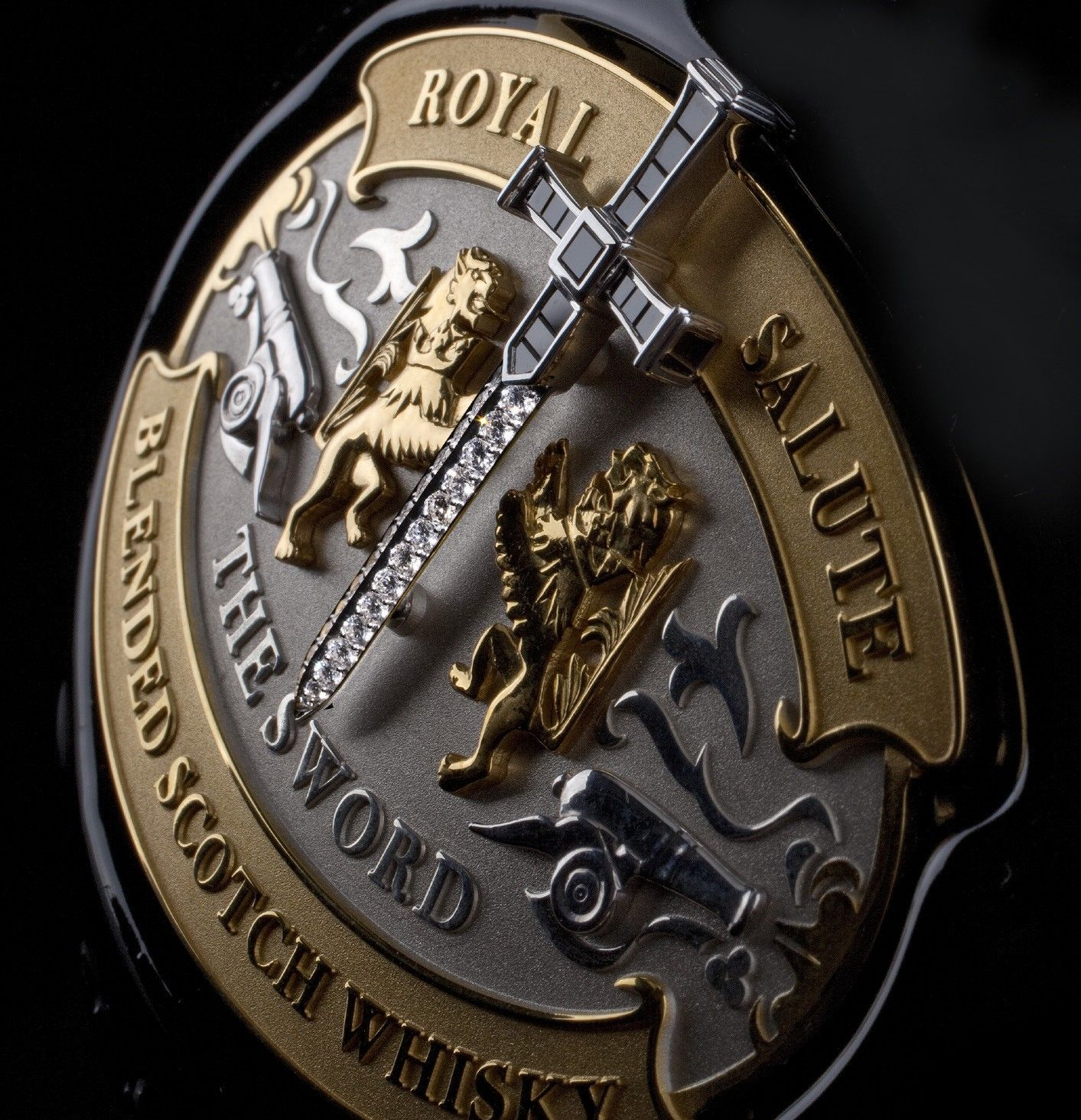 Royal Salute, whisky, Tribute of Honour