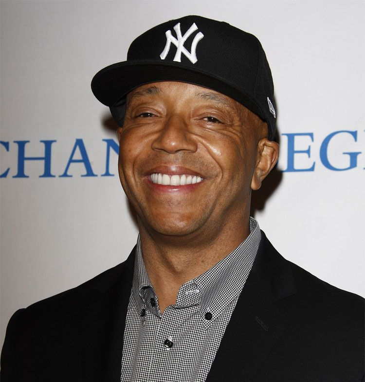 Rush Communications CEO Russell Simmons