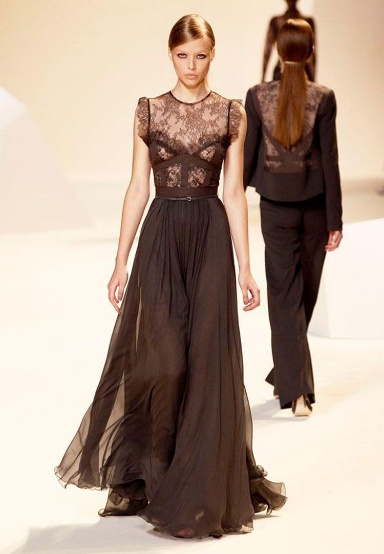 Elie Saab Spring Summer 2013 Ready to Wear