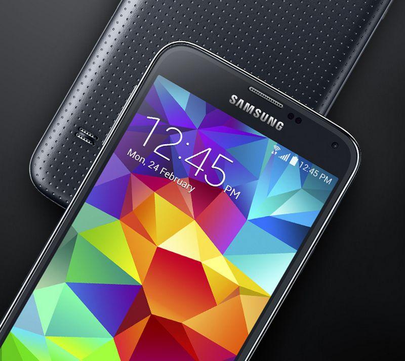 Samsung  Octa-Core Galaxy S5