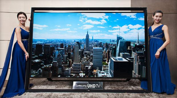 Samsung 110-inch ultra-HD TV $150,000