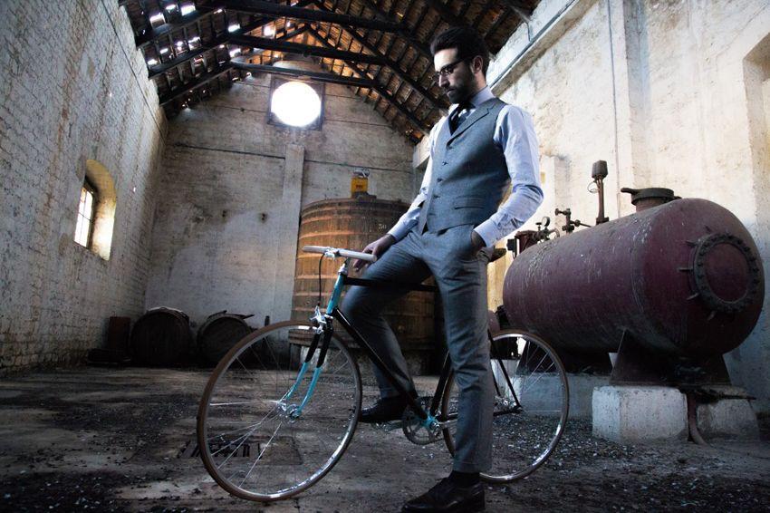 Scatto Italiano bicycle