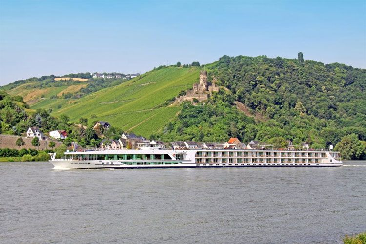 Scenic Cruises in europe