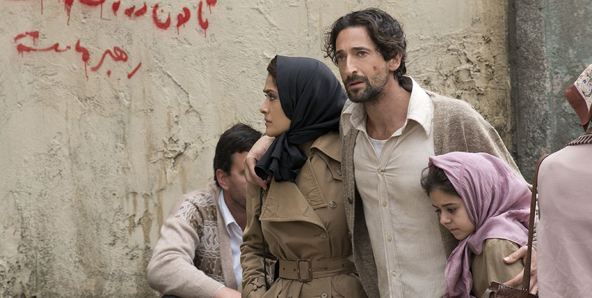 septembers of shiraz, adrien brody, san diego film festival
