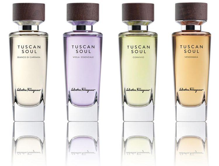 Salvatore Ferragamo new  Tuscan Soul Quintessential Collection