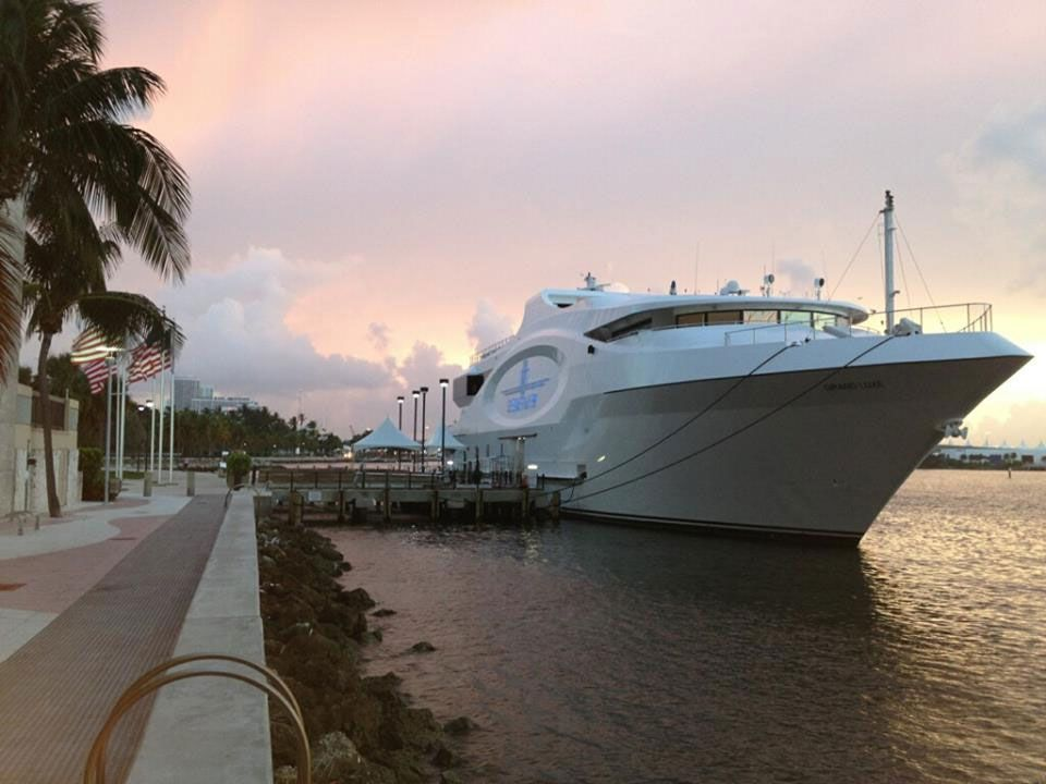 Seafair Miami To Offer Dinner Amp Weekend Brunch Cruises