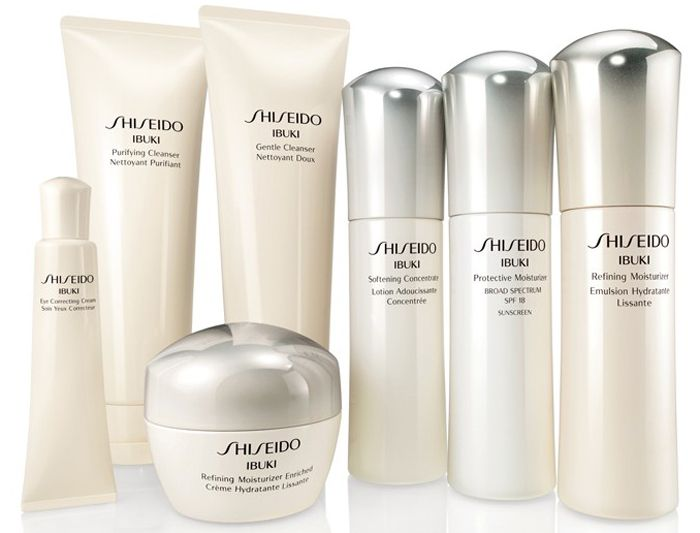 New Shiseido Skincare Line Sets Its Sight on the Next Generation