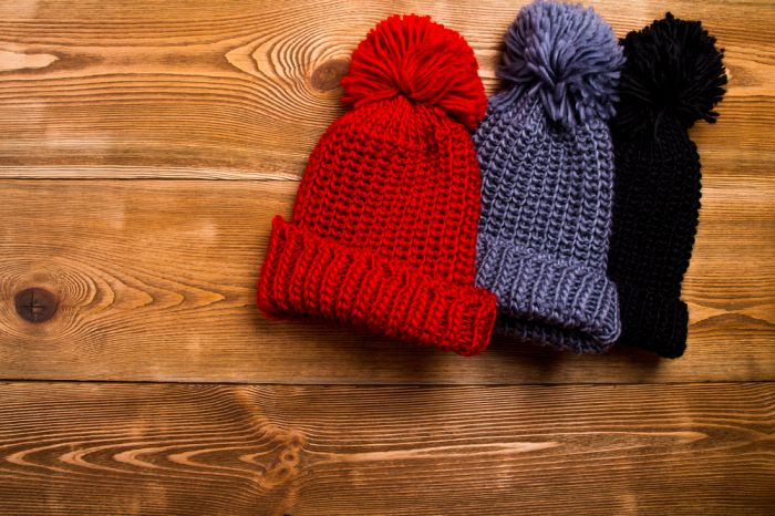 how to keep your head warm in winter