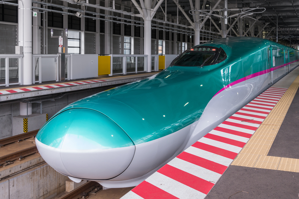 The top 10 fastest trains in the world for Best train vacations in the world