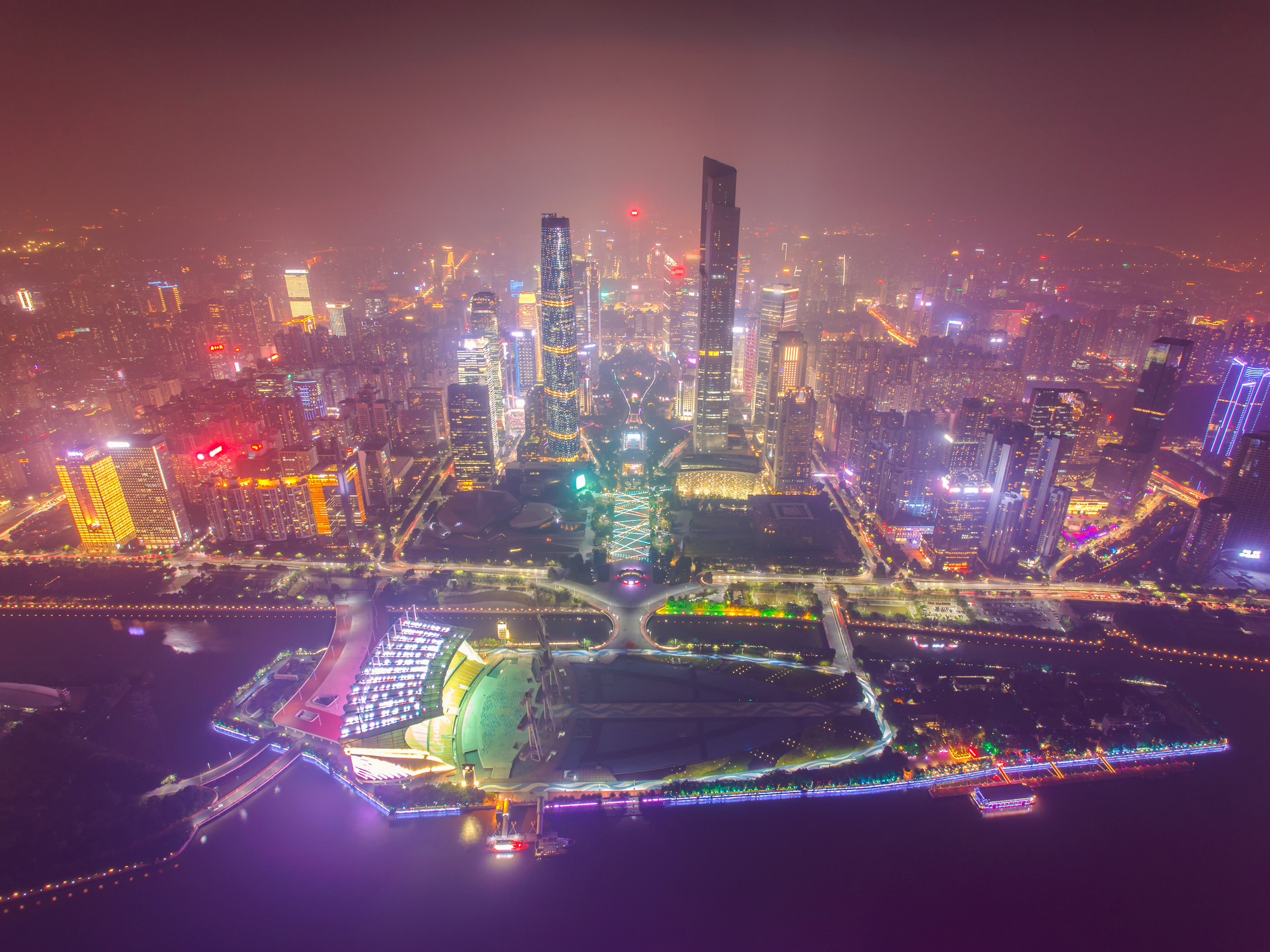 A Cosmopolitan Chinese Trifecta Guangzhou Macau And Hong Kong