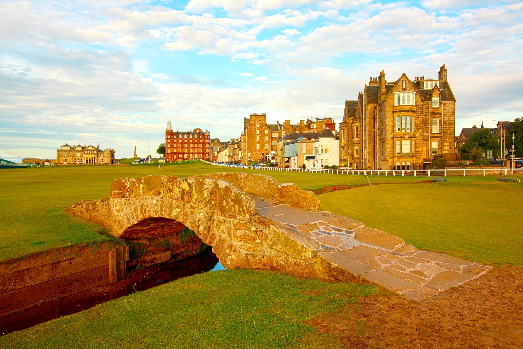 st andrews Royal & Ancient golf club
